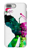 Elton Watercolor iPhone 7 Plus Case by Lora Feldman