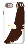 Eagle iPhone 7 Case by  Avalisa
