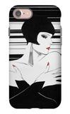 Fashion Women II iPhone 7 Case by Linda Baliko