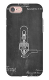 Thomas Edison Light Bulb Patent iPhone 7 Case