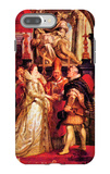 Medici Marriage in Florence iPhone 7 Plus Case by Peter Paul Rubens