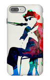 Johnny Lee Hooker Watercolor iPhone 7 Plus Case by Lora Feldman