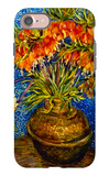 Fritillaries iPhone 7 Case by Vincent van Gogh