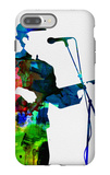 Leonard Watercolor iPhone 7 Plus Case by Lora Feldman