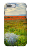 Wildflowers near Lancaster, California iPhone 7 Plus Case by Vincent James