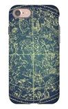 Vintage Zodiac Constellation Of Northern Stars iPhone 7 Case by Alisa Foytik