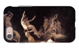 The Nymphaeum iPhone 7 Case by William Adolphe Bouguereau