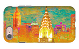 Vibrant City 2 iPhone 7 Case by Christopher James