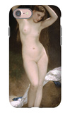 Bather iPhone 7 Case by William Adolphe Bouguereau