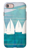 Afternoon Regatta I iPhone 7 Case by Dan Meneely