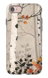 Birch Damask iPhone 7 Case by Melissa Pluch