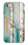 Birch Forest I iPhone 7 Case by Patricia Pinto