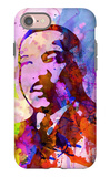 Martin Luther King Watercolor iPhone 7 Case by Anna Malkin