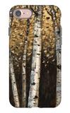 Shimmering Birches 2 iPhone 7 Case by Arnie Fisk