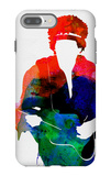 Jimi Watercolor iPhone 7 Plus Case by Lora Feldman
