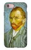 Self Portrait iPhone 7 Case by Vincent van Gogh