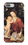 Mary with Child iPhone 7 Plus Case by Peter Paul Rubens