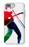 Elvis Watercolor iPhone 7 Plus Case by Lora Feldman