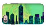 Indianapolis City Skyline iPhone 7 Case by  NaxArt