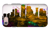New Orleans City Skyline iPhone 7 Case by  NaxArt