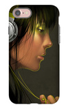 Phish Food iPhone 7 Case by Charlie Bowater