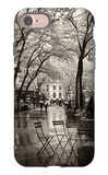 April Showers iPhone 7 Case by Toby Vandenack