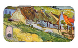 Huts in Auvers iPhone 7 Case by Vincent van Gogh