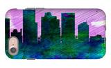 Phoenix City Skyline iPhone 7 Case by  NaxArt