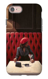A Chance Encounter 1 iPhone 7 Case by Myles Sullivan