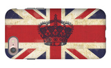 Royal Union Jack iPhone 7 Case by Sam Appleman
