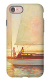 Shimmering Moment iPhone 7 Case by Brent Lynch