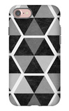 Gray Pattern II iPhone 7 Case