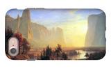 Yosemite Valley iPhone 7 Case by Albert Bierstadt