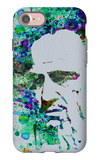 Godfather Watercolor iPhone 7 Case by Anna Malkin