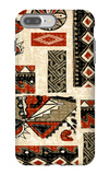 Southwest Textile II iPhone 7 Plus Case by Nicholas Biscardi