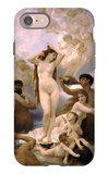 The Birth of Venus iPhone 7 Case by William Adolphe Bouguereau