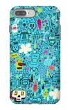 Teen Doodle Art iPhone 7 Plus Case