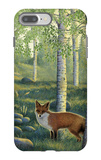 Fox in the Forest iPhone 7 Plus Case