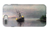 Shipwreck in Loring Bay, Alaska iPhone 7 Plus Case by Albert Bierstadt