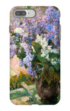 Flowers in the Window iPhone 7 Plus Case by Mary Cassatt