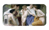 Admiration iPhone 7 Plus Case by William Adolphe Bouguereau