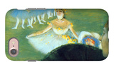 Dancer with a Bouquet iPhone 7 Case by Edgar Degas