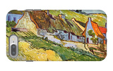 Huts in Auvers iPhone 7 Plus Case by Vincent van Gogh