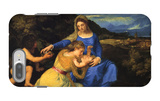 The Virgin and Child iPhone 7 Plus Case by  Titian