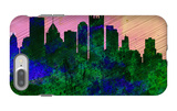 Pittsburgh City Skyline iPhone 7 Plus Case by  NaxArt