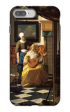 The Love Letter iPhone 7 Plus Case by Jan Vermeer