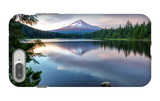 Summer Sunset at Trillium Lake, Oregon iPhone 7 Plus Case by Vincent James