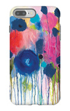 Memory of Flowers iPhone 7 Plus Case by Carrie Schmitt