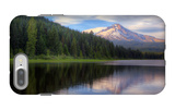 Mount Hood from Trillium Lake, Oregon iPhone 7 Plus Case by Vincent James