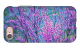 Redbud River Abstract iPhone 7 Case by Vincent James